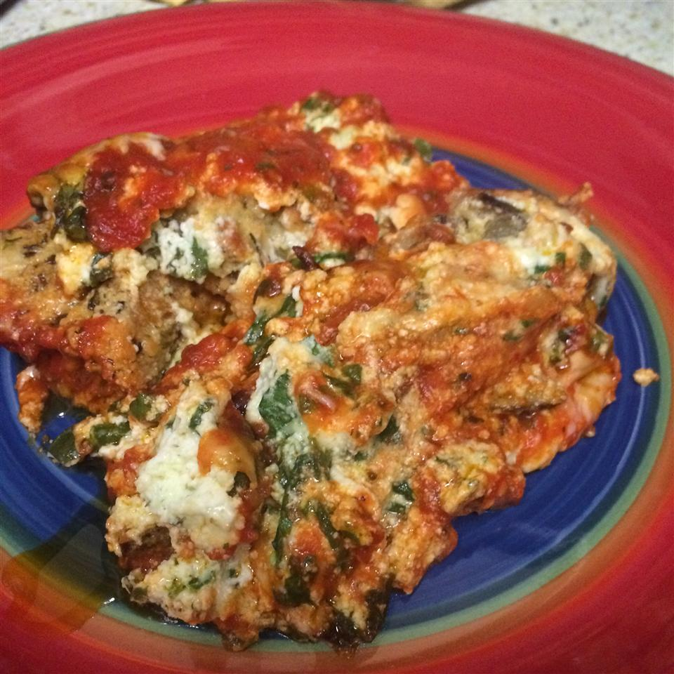 Awesome Eggplant Rollatine