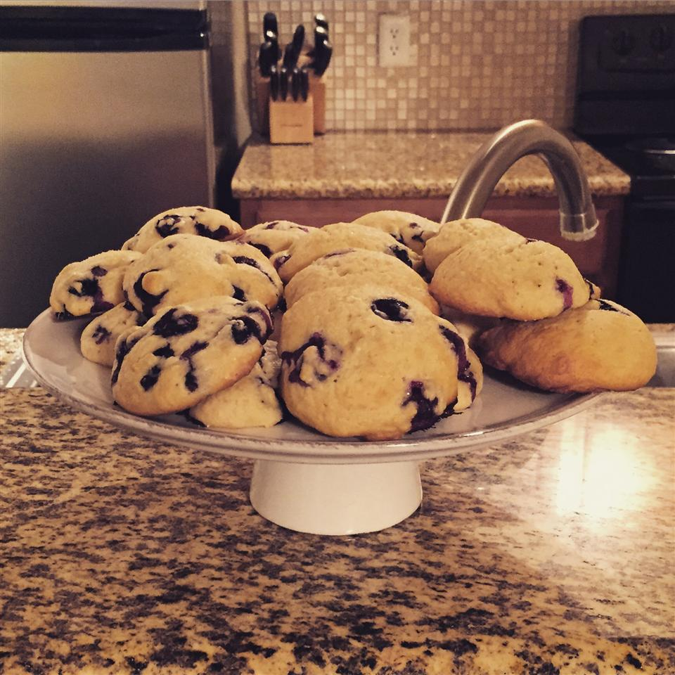 Blueberry Cookies StephPHX