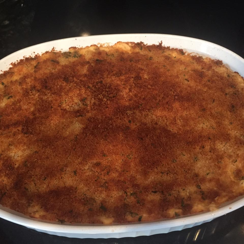 Home-Style Macaroni and Cheese jennifer
