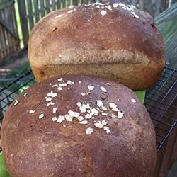 Whole Wheat Seed Bread BENTRIVER