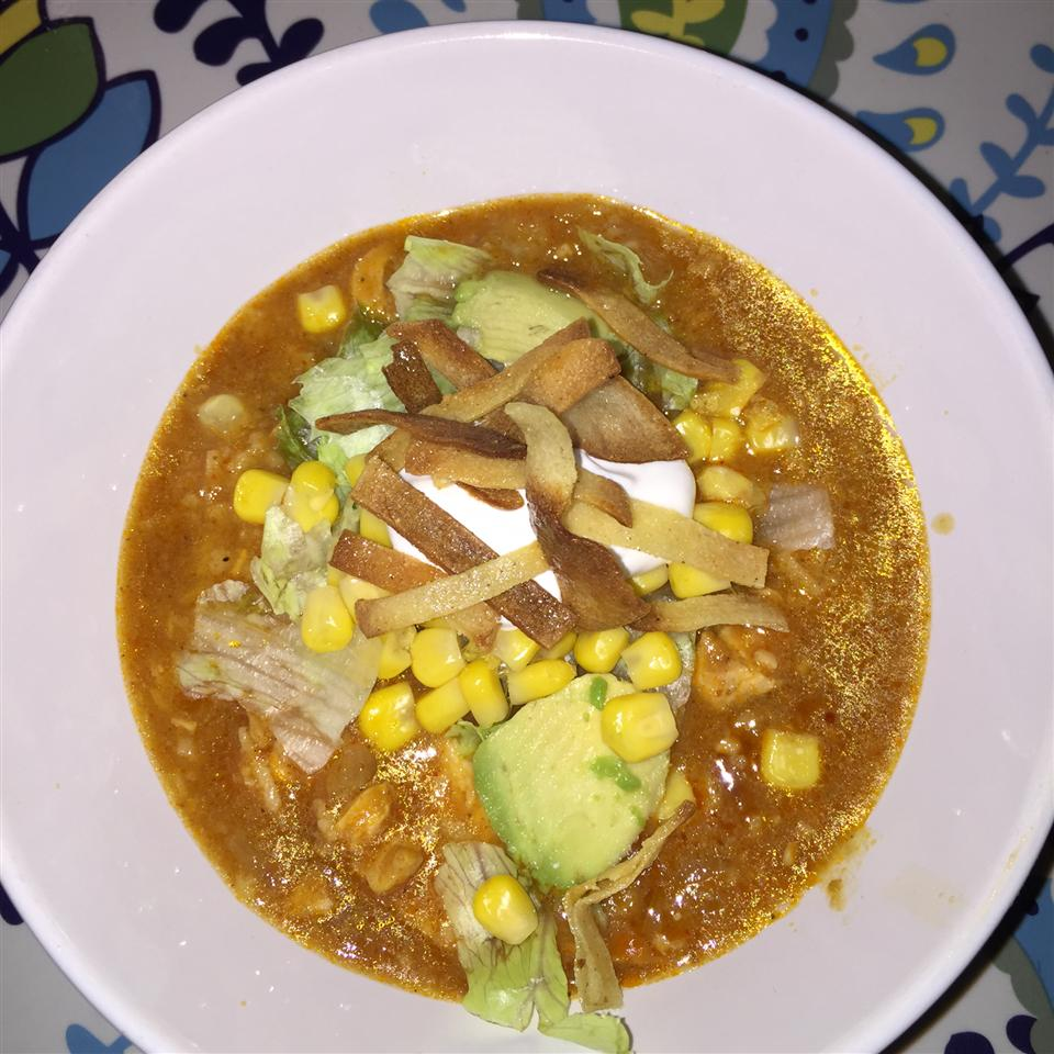 Chicken Enchilada Soup III cowboys_cook88