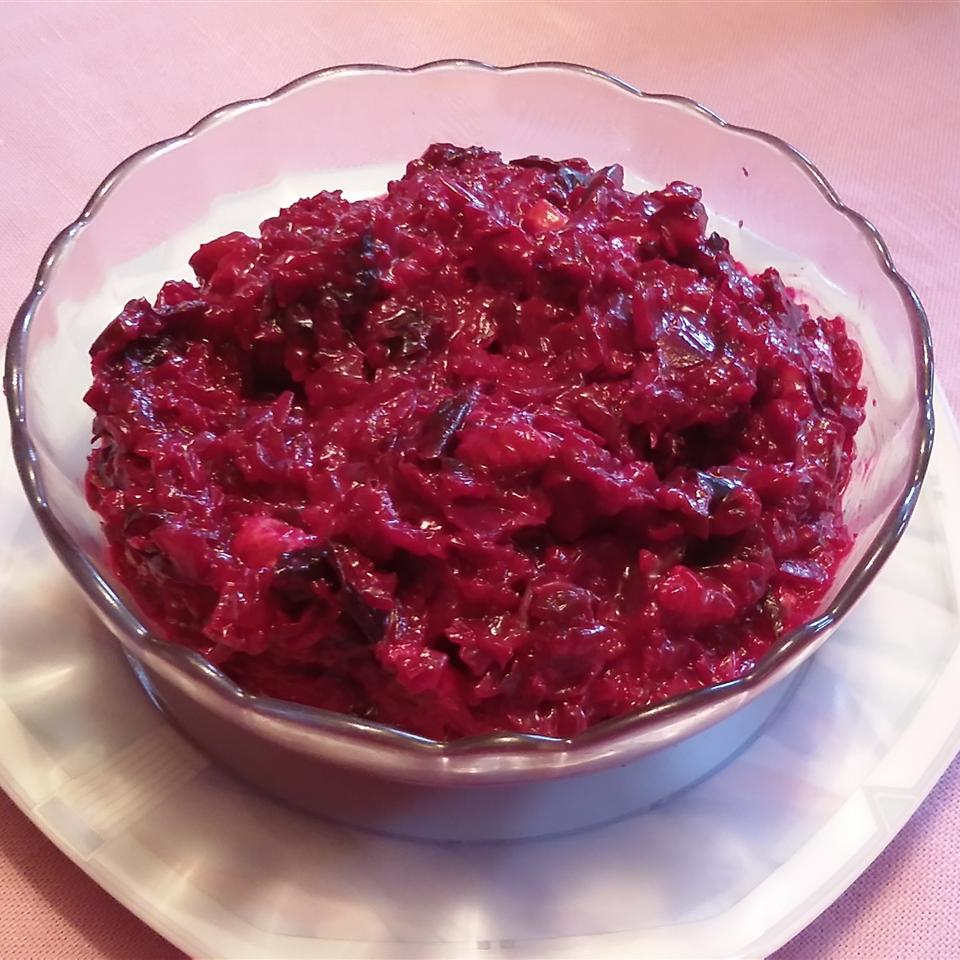 Cold Beet Salad Chia the Cooking Maven