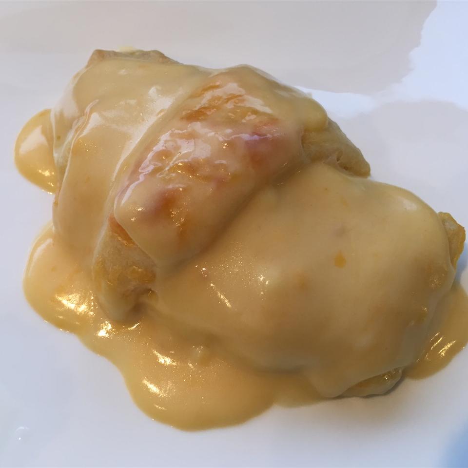 Cheesy Chicken Rolls