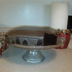 One Bowl Chocolate Cake II amylynn