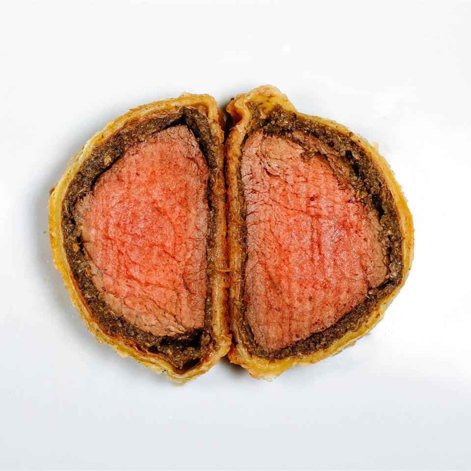 Beef Wellington Aja
