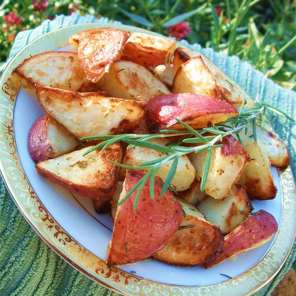 Bella's Rosemary Red Potatoes Nichele