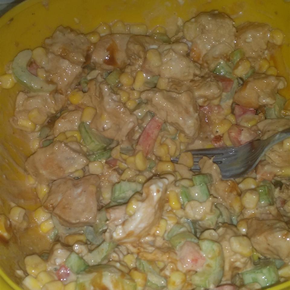BBQ Chicken Salad clw89