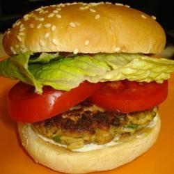 Thai Tuna Burgers JasLak