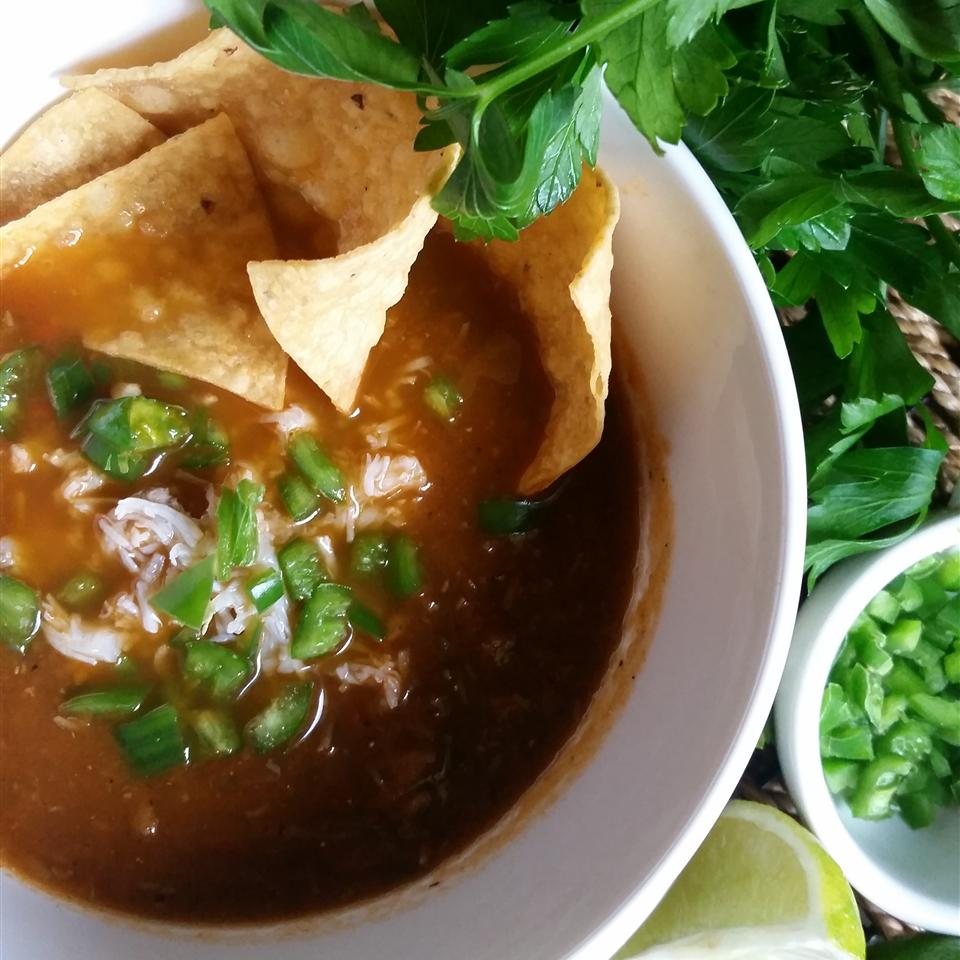 Chilapachole (Spicy Tomato Crab Soup) Marcela Mariscal