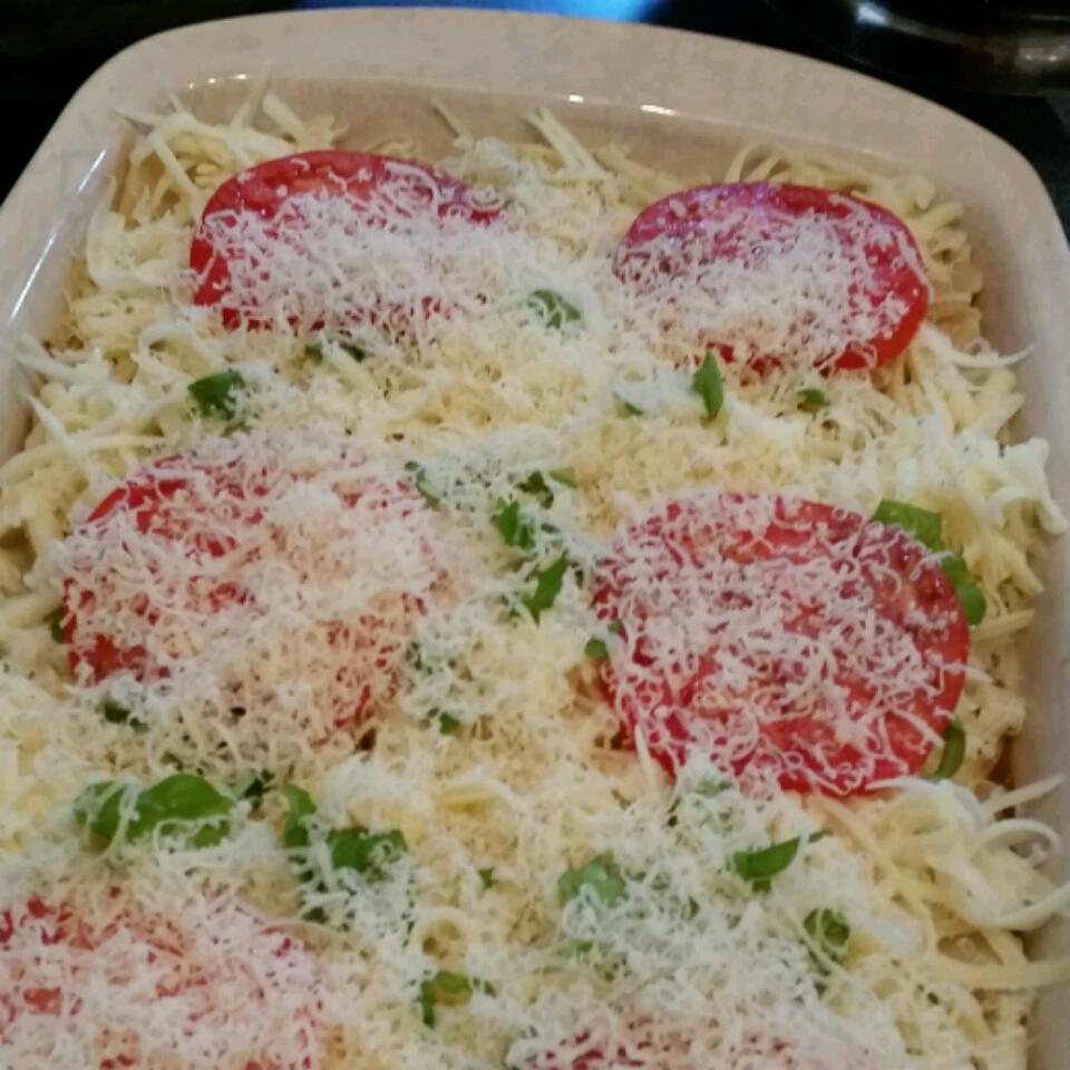Easy Roasted Vegetable Lasagna Eleigh Bittner