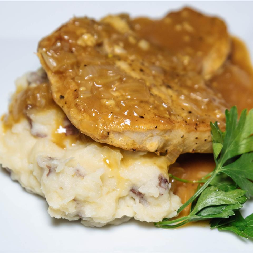 Smothered Pork Chops from Swanson®