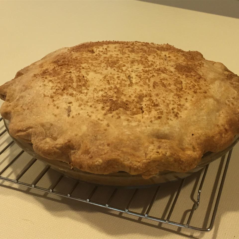 Greg's Hot Peach Pie Annie Oakley