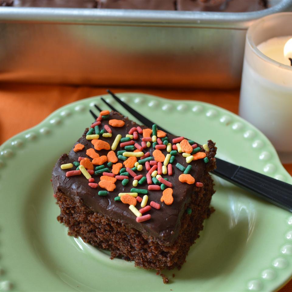 Wacky Cake VIII Holiday Baker