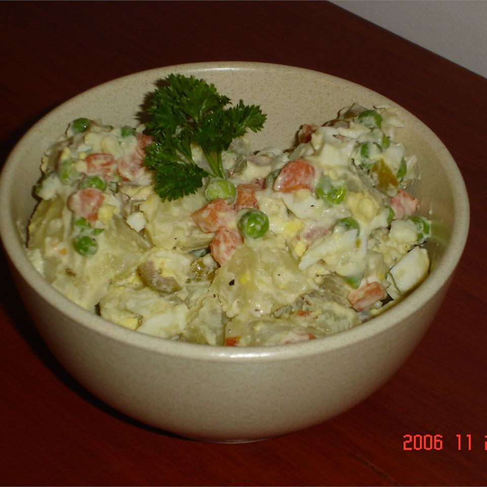 Argentinean Potato Salad MOLLE888