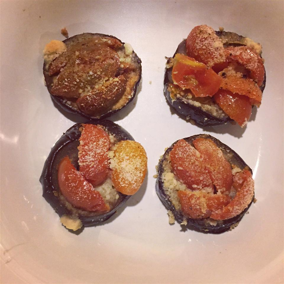 Baked Eggplant Ashley Stone