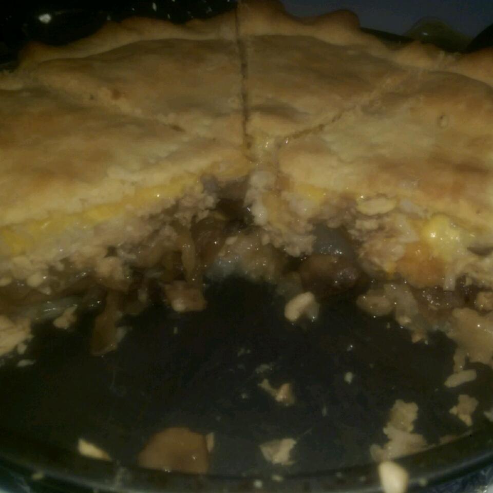 Salmon Pie I Amanda Mae
