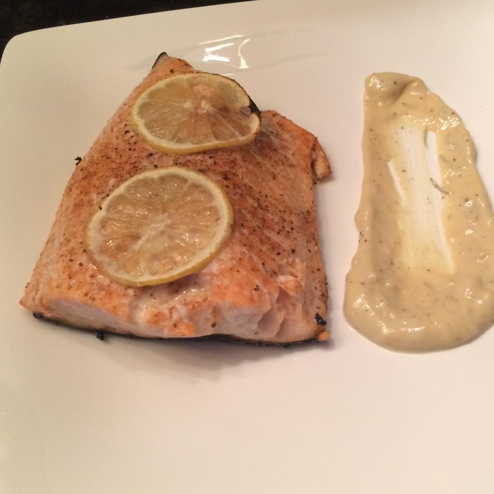 Scott's Grilled Salmon