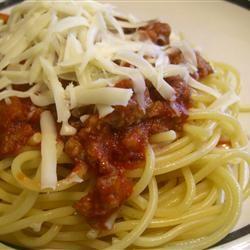 Spaghetti Italian