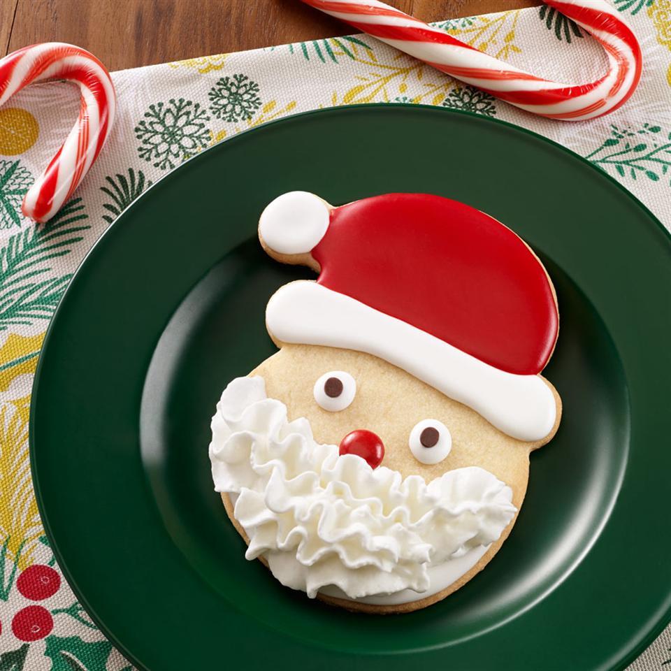 Santa Sugar Cookies Trusted Brands