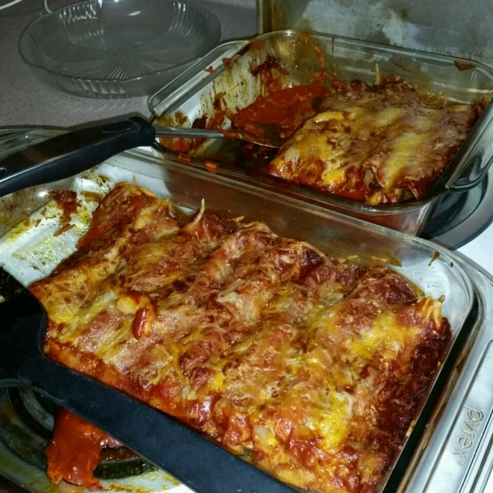 Ten Minute Enchilada Sauce