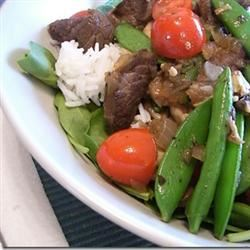 Beef and Vegetable Ragout Leah