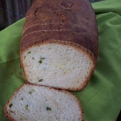 Jalapeno Cheese Bread pomplemousse