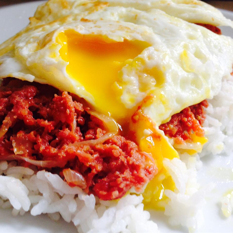 Corned Beef Hash (Abalos style) Tessa Pacleb