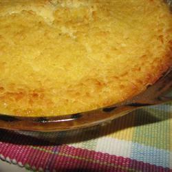 Impossible Coconut Pie II