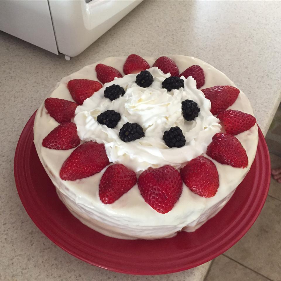 Angel Food Cake II Roxana Maciejeski