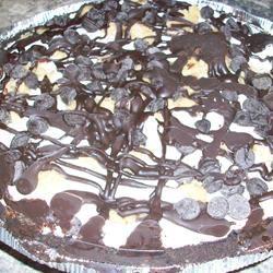 Chocolate Glaze I