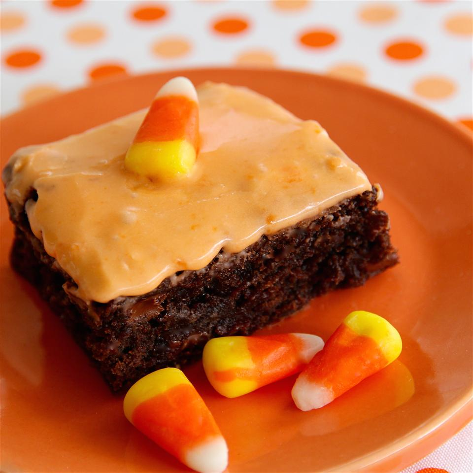 Candy Corn Frosting