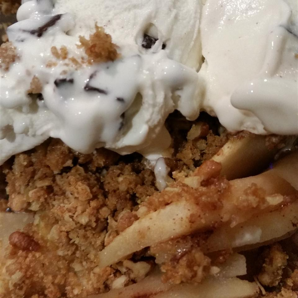 Apple Crisp Loreen Nargi Capano