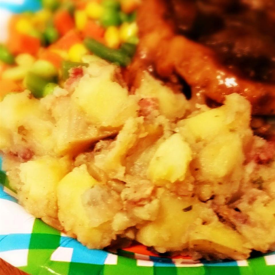 German Potato Salad from Swanson® Courtney Servantes