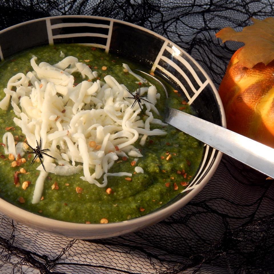 Swampy Green Soup