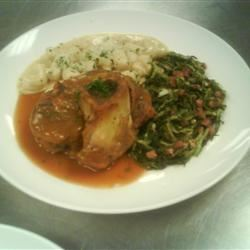 Osso Buco Chef Chris
