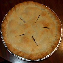 Dried Cherries and Apple Pie jayceeboyer