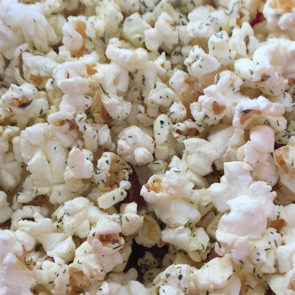 Ranch Style Popcorn Seasoning