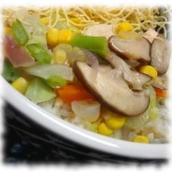 Chicken Chow Mein Hezzy_tant_Cook