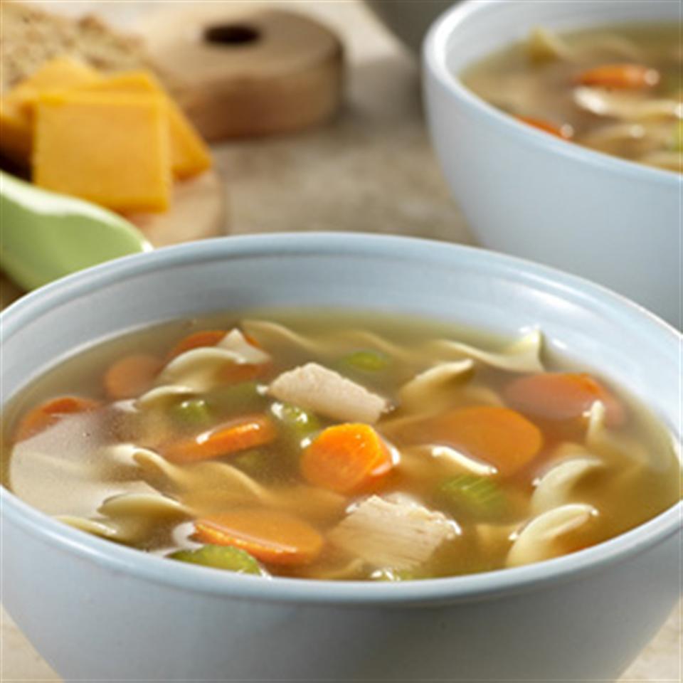 Sensational Turkey Noodle Soup Trusted Brands