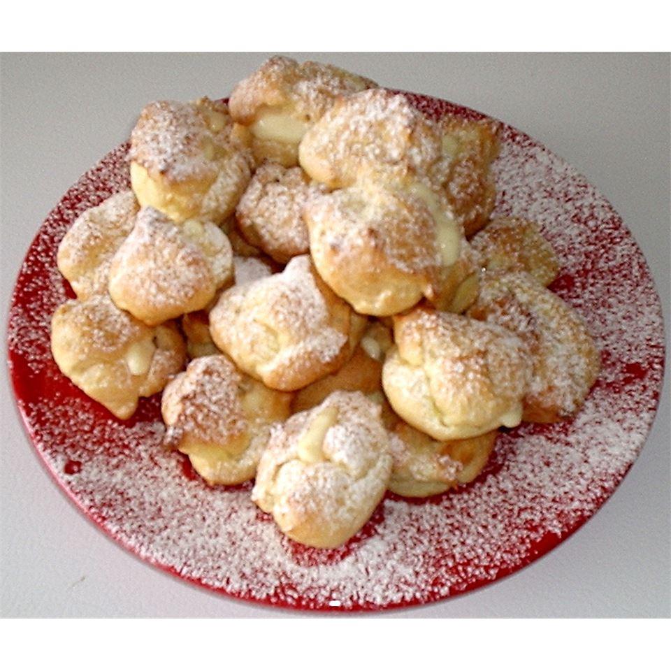 Cream Puffs I J