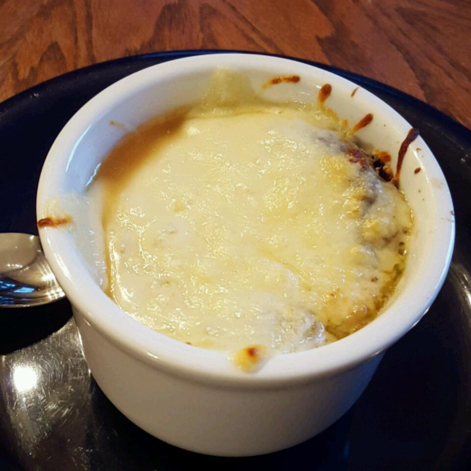 French Onion Soup VIII Heather Swayze