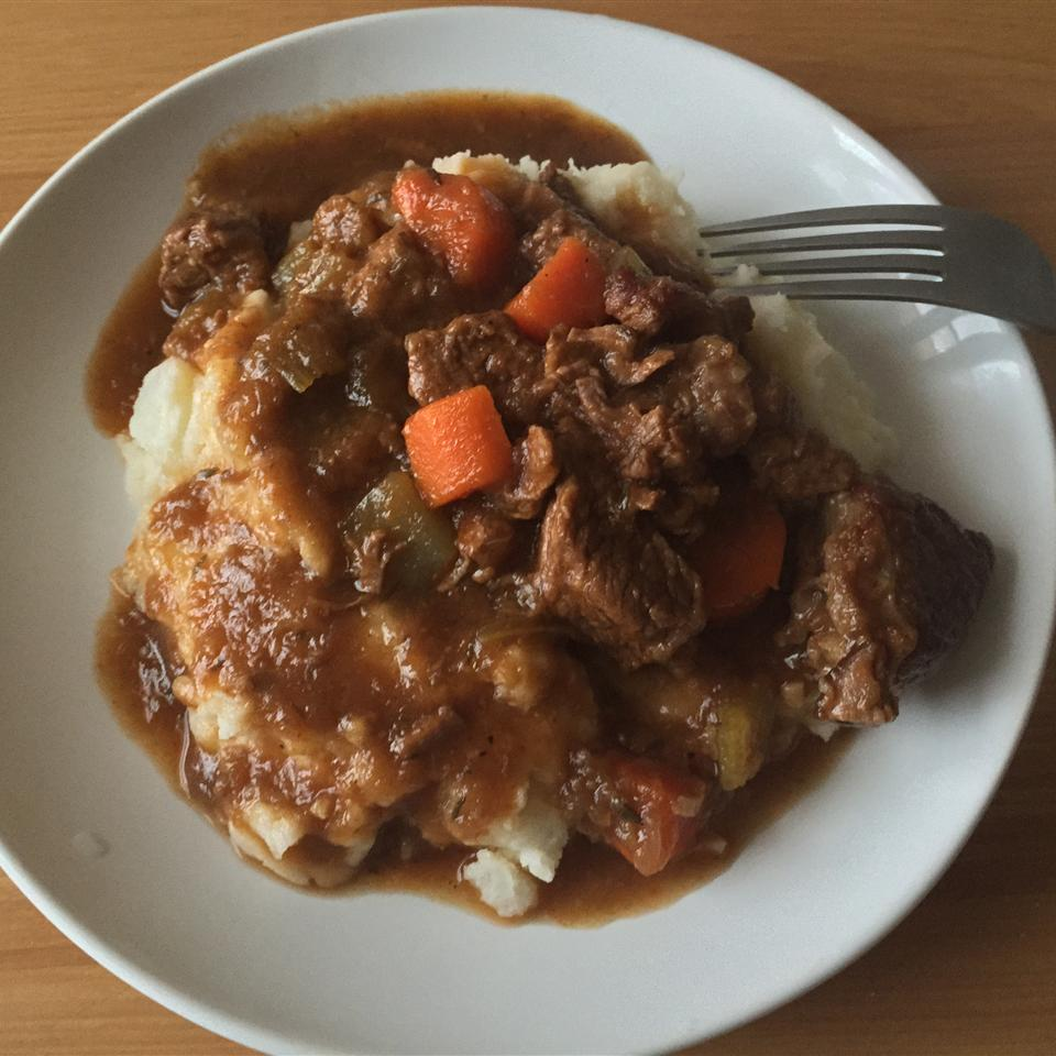 Beef and Guinness® Stew Slavna Orlova