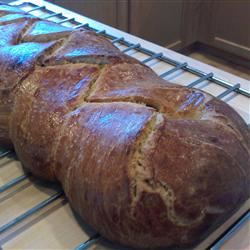 A Number One Egg Bread Ryan Tribbett