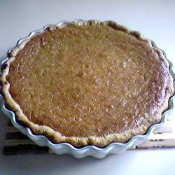 Easy Sweet Potato Pie