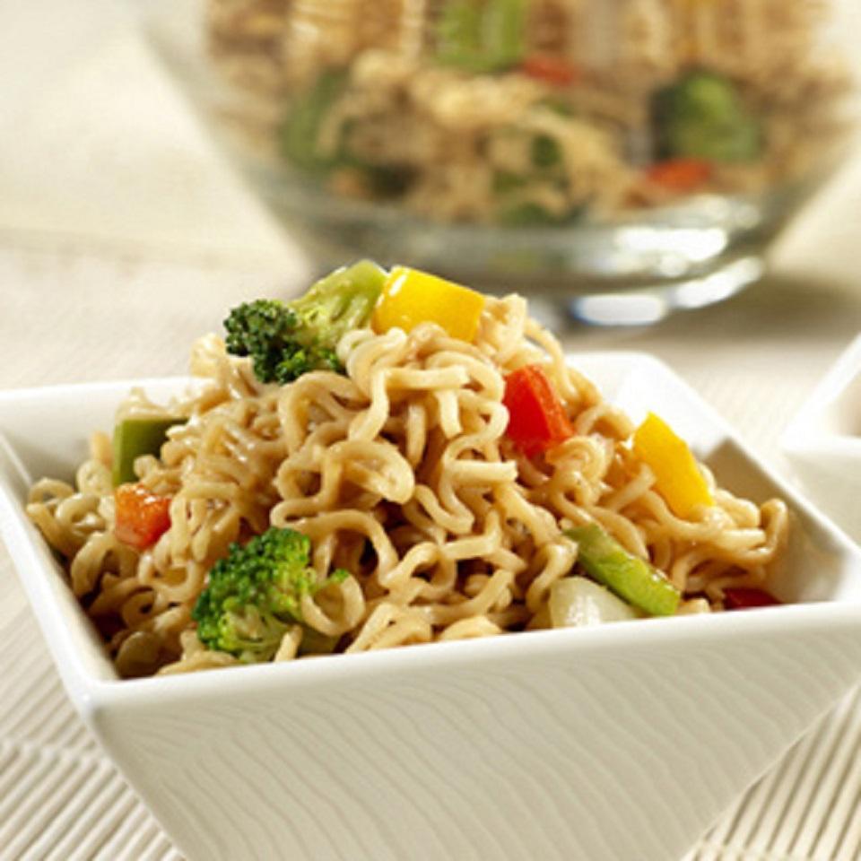 Ramen Noodle Broccoli Salad