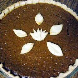 Pumpkin Toffee Pie BRIMAT143