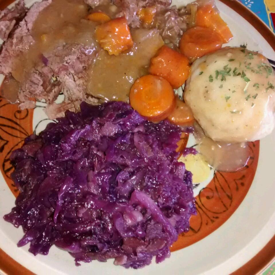 Uli's Apple Red Cabbage PATY77