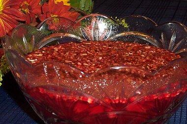cranberry gelatin salad i recipe