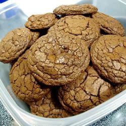 Ultimate Double Chocolate Cookies