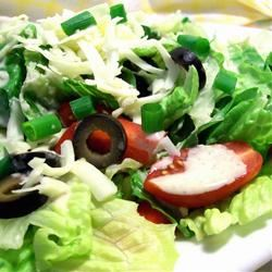 Nonna's Tuscan Salad Dressing SunnyByrd